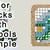 Civil War Generals Lee & Jackson Cross Stitch Pattern***LOOK***X***INSTANT
