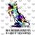 Magical Unicorn Dinosaur PNG, Instant Download, Sublimation Graphics, Clipart,