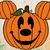 Mickey Pumpkin svg files, Mickey Pumpkin, clip art, cutfiles eps, dxf & png