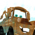 Mater Disney Pixar, Cars print, poster, nursery room, wall decor, Mater Cars