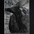 Small abstract, Original collage black gray, original abstract,Small art, dark