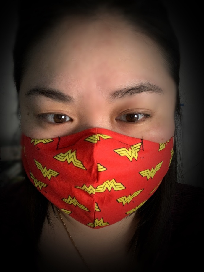 Hero - RTS - Ready To Ship - Face Mask / Face covering
