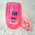 Acrylic Wineglass Sass