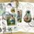 Victorian Summer Garden Vintage Printable Junk Journal Kit Scrapbook