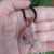 Handmade Wire Wrapped Copper Tree of Life Necklace - Copper Wire, Agate, Black