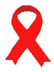 Red Ribbon Awareness C2C Crochet Pattern Pdf Graph Color Block Instructions Twin