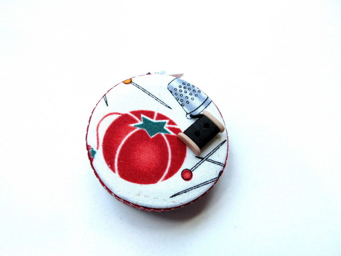 Tape Measure Love Sewing Small Retractable Measuring Tape