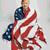 Patriot President Cross Stitch Pattern***LOOK***X***INSTANT DOWNLOAD***