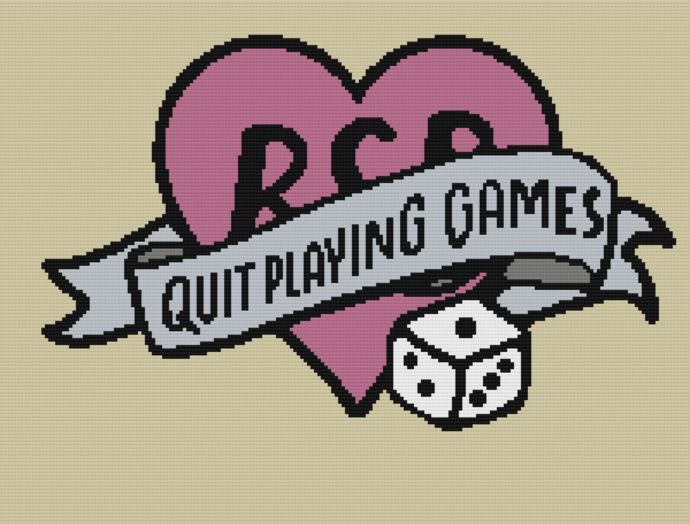 Copy of Quit Playing Games