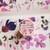 London Gifties original design - Pressed Flowers II - 5cm wide Japanese washi