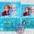 Frozen Birthday Invitations, Frozen 2 Birthday Invitation With Picture, Frozen