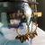 Tribal Earrings Hoops Dangle Rustic Boho Veridigris Copper and Gold Kuchi Beaded