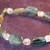 Labradorite & Crystal Stretch Bracelet