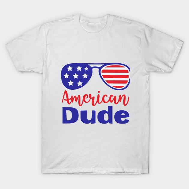 American Dude Svg