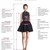elegant burgundy tulle homecoming dresses lace off the shoulder prom short dress