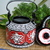 Handpainted Traditional Indian Tea Kettle