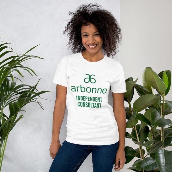 Arbonne Consultant Short-Sleeve Unisex T-Shirt, Arbonne T-Shirts