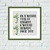 In a world full of choices Funny romantic quote cross stitch pattern