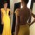 Yellow Lace Prom Dress Prom Dresses