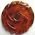 Imit. Tortoise Shell Bakelite Button NBS Extra Large
