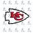 Kansas City Chiefs, Kansas logo svg, sport svg, baseball logo, svg files