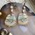 💫Real Siproeta Stelenes Malachite Butterfly 🦋 wing earrings