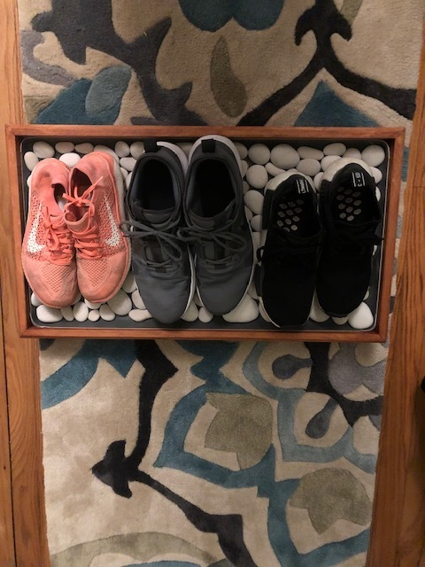 Custom Boot Tray