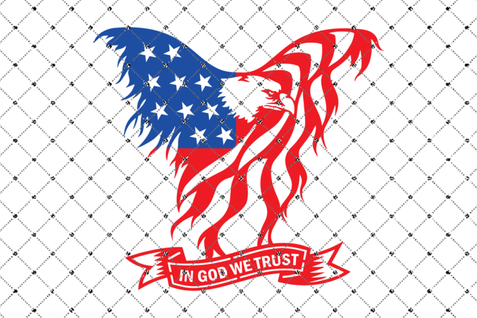 In god we trust, independence day svg, 4th of july,american flag ,4th of july