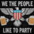We the people like to party, beer svg, drinking beer, independence day svg, 4th