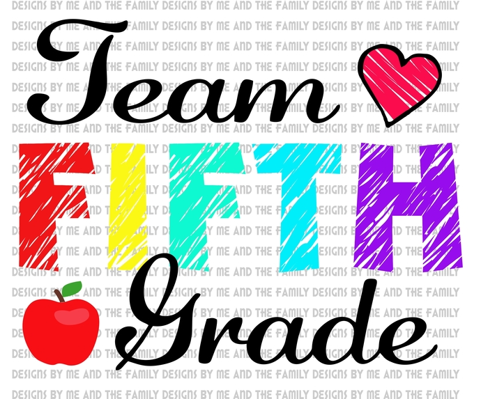 Team fifth grade, squad goals, team, teacher, Summer School, Back to school, ask