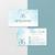 Mandala Personalized Arbonne Business Cards, Mandala Arbonne Business Card,