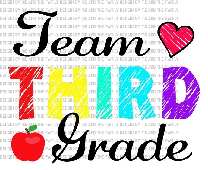 Team Third grade, squad goals, team, teacher, Summer School, Back to school, ask