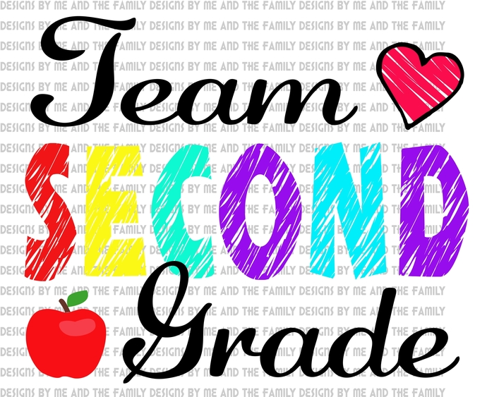 Team Second grade, squad goals, team, teacher, Summer School, Back to school,