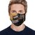 Los Angeles football club this is how I save the world face mask