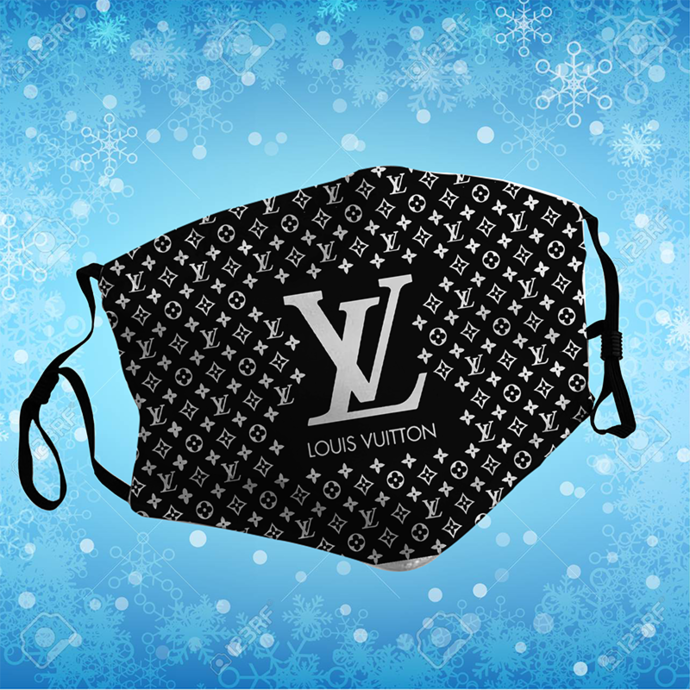 Louis Vuitton face mask, gucci style, luxury mask,Supreme face mask,Gucci face