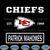 Chiefs KC est 1960 Patrick Mahomes Svg, Kansas City Svg, KC Svg, Patrick Mahomes