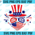 USA 2020 quarantine svg,face mask svg,face mask reuse svg,fourth of july svg,4th
