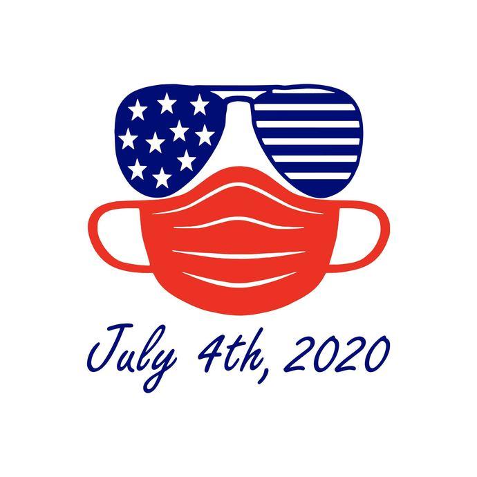 4th of july svg, july 4th 2020 svg, USA Quarantine 2020, USA Quarantine 2020