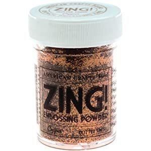Copper Embossing Powder*