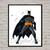 Batman Comics DC, superhero, Batman print poster, home decor, nursery room, wall