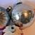 Vintage mercury glass Christmas ornaments set 9