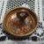 Old Buster Brown and Tige Small Brass Button