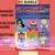 Pocahontas SC Bundle 8 Patterns includes graphs with color chart instructions