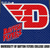 University Of Dayton Flyers Dayton Ohio College Logo crochet graphgan blanket