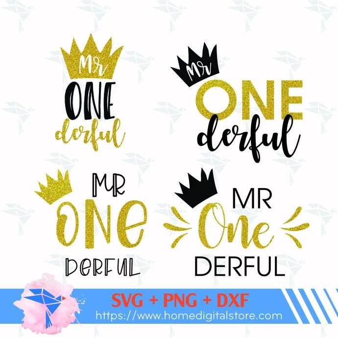 Mr Onedeful SVG, PNG, DXF. Instant download files for Cricut Design Space,
