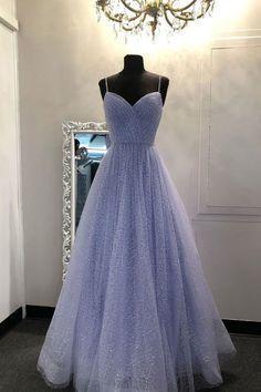 sweetheart tulle sequin long prom dress formal dress