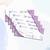 Purple Color Personalized Monat Bundle, Custom Monat Cards, Monat Marketing Set,