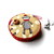 Tape Measure Sock Monkey Small Retractable Measuring Tape