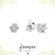 5mm Solitaire Diamond Studs - Tiny Earrings - Dainty Studs - Diamond Earrings -