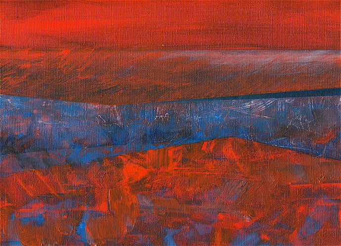 Dawn on Mars #2
